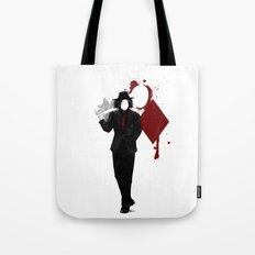 Jack of Diamonds Tote Bag