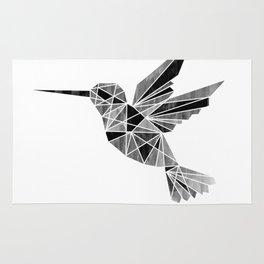 Humming bird Rug