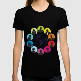Network of and the Internet T-shirt