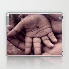 In my hand I hold... Laptop & iPad Skin