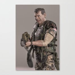 That's it man, game over man, game over Canvas Print