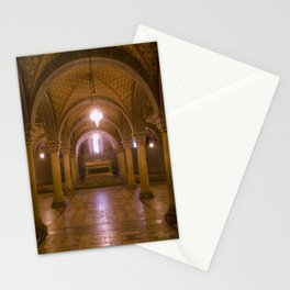 Cathedral Crypt (slight pink tone) Stationery Cards