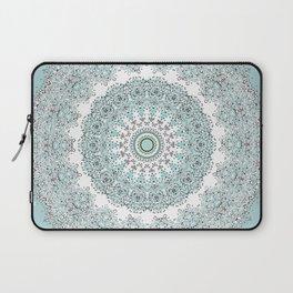 Mandala - Boho - Sacred Geometry - Pastels - Laptop Sleeve