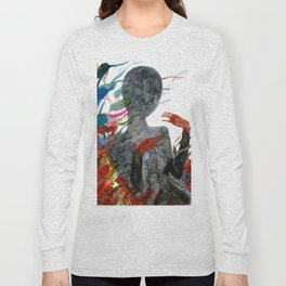 with my voice i'm calling you Long Sleeve T-shirt