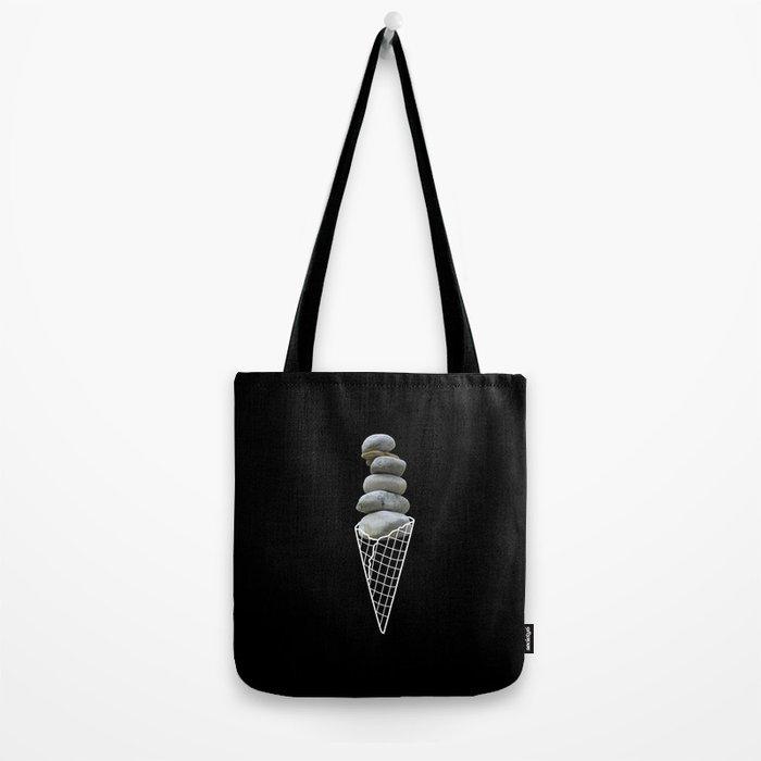 Stone Cold Ice Cream Tote Bag