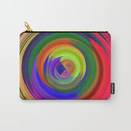 big abstract 098 Carry-All Pouch