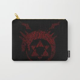 Ouroboros Carry-All Pouch