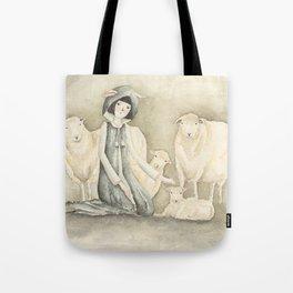 A Black Sheep Tote Bag