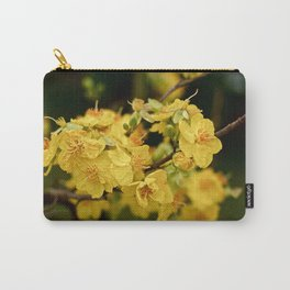 GOLDEN APRICOT Carry-All Pouch