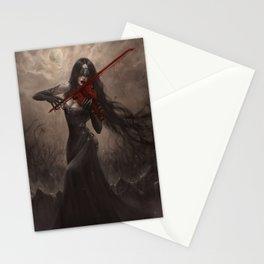 Dark Lullaby Stationery Cards