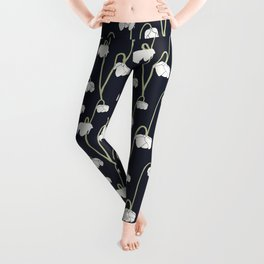 pitcher plant flower Leggings