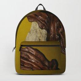 "Bijoux Makooloka ""l'envolée du cheval rouge"" Backpack"