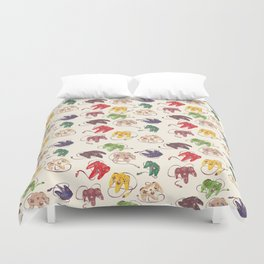 N64 CONTROLLERS Duvet Cover