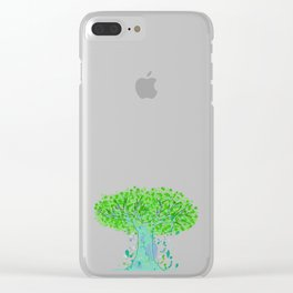 The Dream Tree Clear iPhone Case