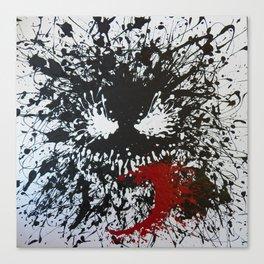 Psychotic Symbiotic Canvas Print