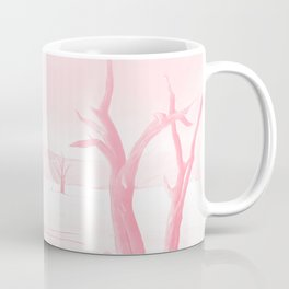 deadvlei desert trees acrpw Coffee Mug