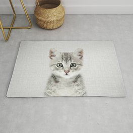 Kitten - Colorful Rug