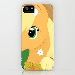 Applejack iPhone Case