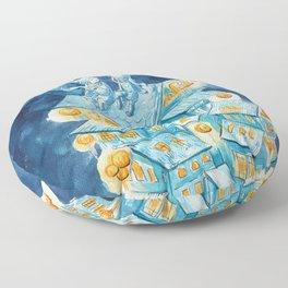 Stargazing Floor Pillow