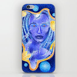 Angeonilium V4 - frozen beauty iPhone Skin