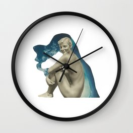 Selfish Wall Clock