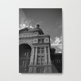 Politics Metal Print