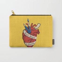 Head, heart & hustle Carry-All Pouch