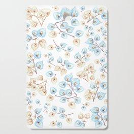 Botanical illustration Cutting Board