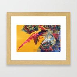 Abrocomes Demise Framed Art Print