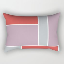 Abstract #823 Rectangular Pillow