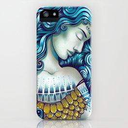 Calypso Sleeps iPhone Case