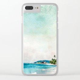 Sri Clear iPhone Case