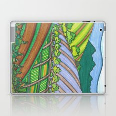 Colored Hills Laptop & iPad Skin