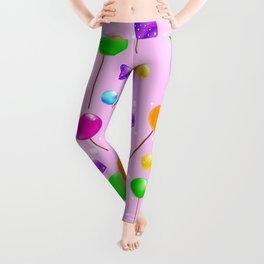 Candy! Leggings