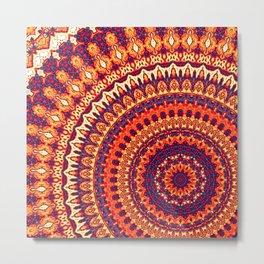 Mandala 199 Metal Print