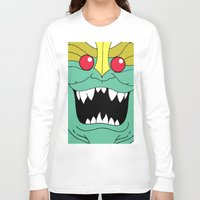 thundercats Long Sleeve T-shirts featuring Mumm-Ra - Thundercats by Dukesman