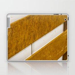 Lines Wood Laptop & iPad Skin