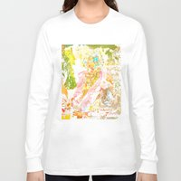 lucas david Long Sleeve T-shirts featuring David by Lanny Quarles