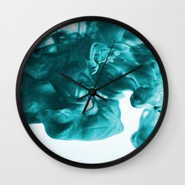 Cayan Ink Wall Clock