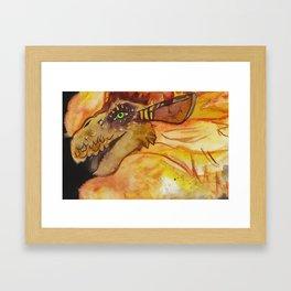 DINRAAL Framed Art Print