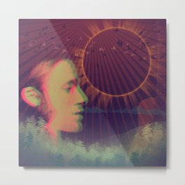 Stephen Stills Treetop Flyer Metal Print