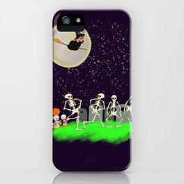 A Halloween Treat  iPhone Case