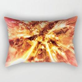 """""""Light Through Space 2"""" Rectangular Pillow"""