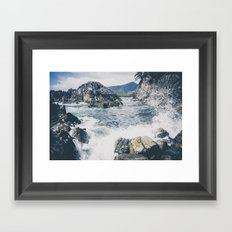 Cove Framed Art Print