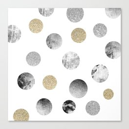 Dots....................................... Canvas Print
