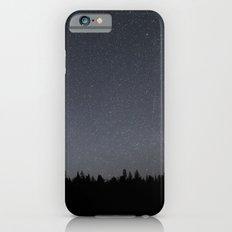 night sky in northern michigan  iPhone 6 Slim Case