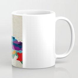 Landscape on Mars Coffee Mug
