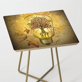 Autumn light Side Table