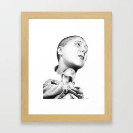 La Passion de Jeanne d'Arc Framed Art Print