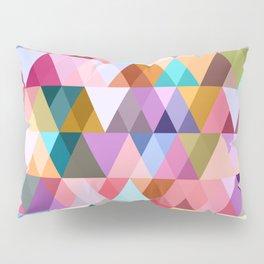 Triangle Mix #5 Pillow Sham